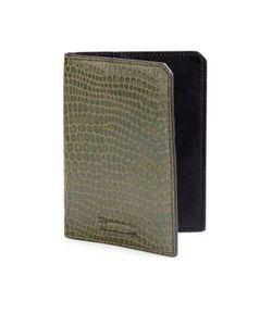 Uri Minkoff | Textured Leather Bi-Fold Card Holder