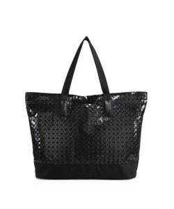 Bao Bao Issey Miyake | Geometric Panel Weekender Bag