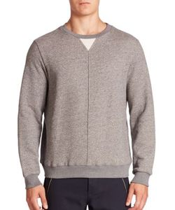 Timo Weiland | Jeff Textured Pintuck Pullover