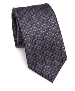 Pal Zileri | Textured Silk Tie