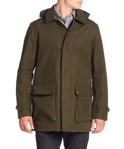 Polo Ralph Lauren | Water-Resistant Cotton Coat