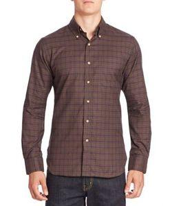 Polo Ralph Lauren   Slim-Fit Plaid Button-Down Shirt