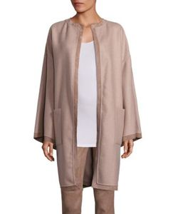Ralph Lauren Collection | Lorraine Wool Cashmere Cape