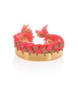 Aurelie Bidermann | Copacabana Braided Cuff Bracelet