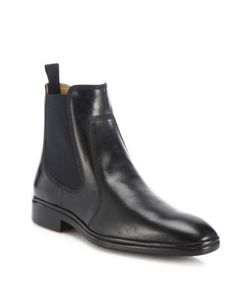 Bally | Leather Chelsea Boots