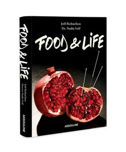 Assouline | Joel Robuchon Food Life Book