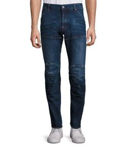 G-Star Raw | 3d Slim Textured Jeans