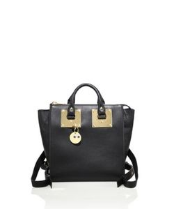 Sophie Hulme | Small Holmes Leather Backpack