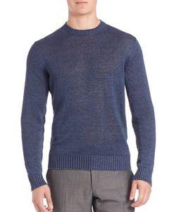 Corneliani | Linen Sweater