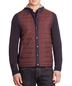 Barbour | Cotton Blend Quilted Jacket