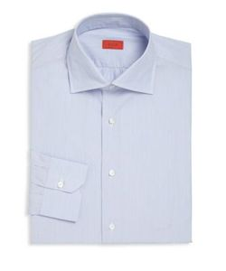 Isaia | Light Button-Up