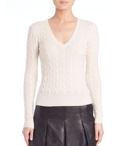 Polo Ralph Lauren | Cable-Knit Cashmere Sweater