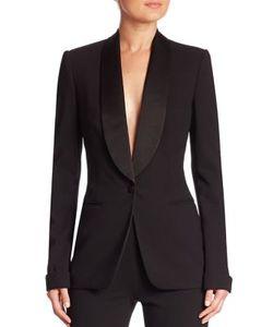 Ralph Lauren Collection | Sawyer Wool Silk Jacket