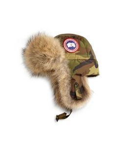 Canada Goose | Fur Lined Hat