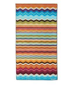 Missoni Home | Hugo Beach Towel
