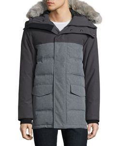 Canada Goose | Clarence Coyote Fur Trimmed Coat