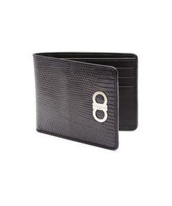 Salvatore Ferragamo   Exotic Skin Bifold Wallet