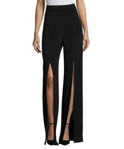 Cushnie Et Ochs | Silk Front Slit Pants