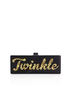 Edie Parker | Flavia Twinkle Acrylic Clutch