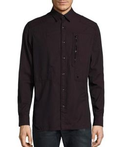 G-Star Raw | Cotton Blend Shirt