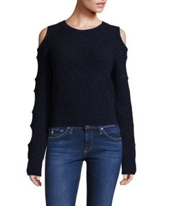 Zoe Jordan | Galen Lurex Sweater