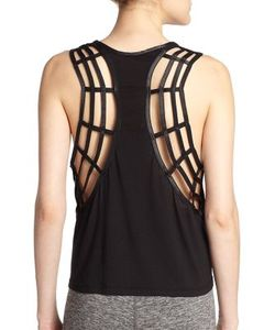 Koral | Webbed Performance Tank Top