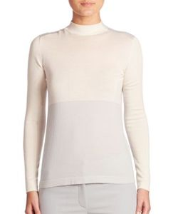 Akris | Cashmere Silk Knit Pullover