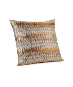 Missoni Home | Sausalito Metallic Cushion Pillow