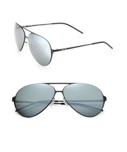 Italia Independent | I-Thin 59mm Metal Aviator Sunglasses