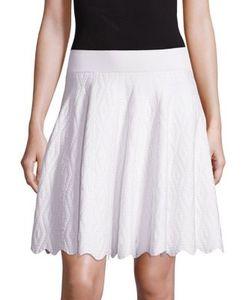 Jonathan Simkhai | Diamond Flared Skirt