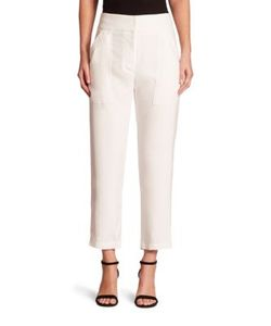 Adam Lippes | Cropped Pants