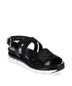 Salvatore Ferragamo | Edotea Crystal Sport Sandals