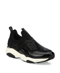 Salvatore Ferragamo | Giolly Crystal Sneakers