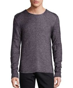 John Varvatos   Wool Blend Sweater
