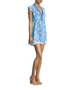 Poupette St Barth | Sasha Mini Dress