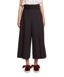 Cédric Charlier | Smocked Culotte
