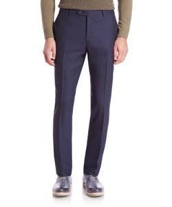 Corneliani | Solid Dress Pants