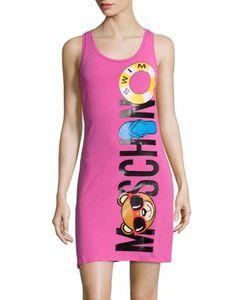 Moschino | Runway Graphic Tank Dress