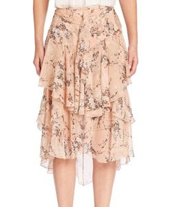 Jason Wu | Honey Blossom Chiffon Skirt
