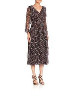 Jason Wu | Printed Chiffon Dress
