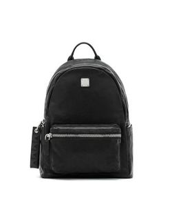 MCM | Tumbler Leather Backpack