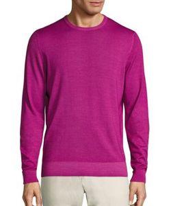 Salvatore Ferragamo   Knit Cashmere Blend Sweater