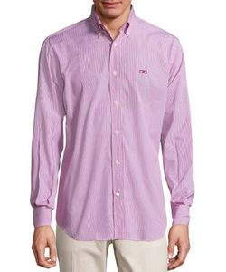 Salvatore Ferragamo | Cotton Blend Casual Shirt