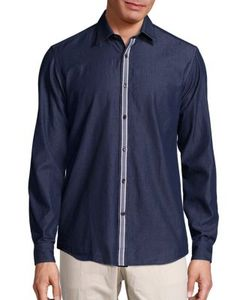 Salvatore Ferragamo | Long Sleeve Shirt