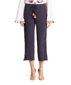 Figue   Goa Embroidered Pants