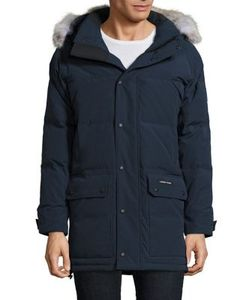 Canada Goose | Emory Coyote Fur Hooded Parka