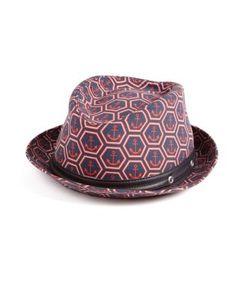 Vilebrequin | Anchor Fedora Hat