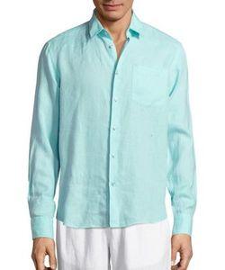 Vilebrequin | Lagoon Linen Shirt