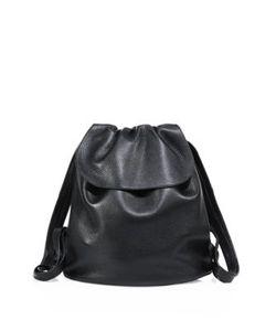 The Row | Deerskin Knapsack Bag
