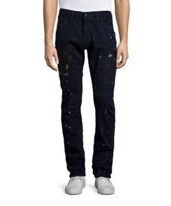 Prps | Heavy Twill Distressed Jeans